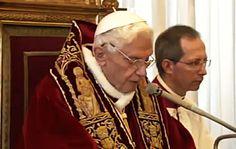Omaggio al mite Benedetto, il Papa nel Silenzio della Preghiera