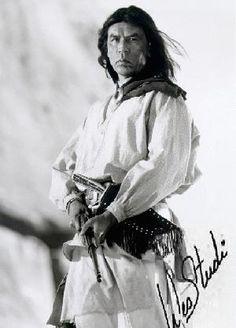 Geronimo (Wes Studi)  Cherokee actor that I love