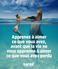Quotes and inspiration QUOTATION – Image : As the quote says – Description il faudrait appliquer ce texte tous les jours ! Positive Attitude, Positive Thoughts, Positive Quotes, Good Sentences, Quote Citation, French Quotes, Visual Statements, Life Inspiration, Cool Words