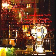 Boca Grande bar - Barcelona