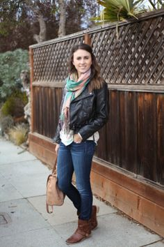 Casual Layers | www.natalie-dressed.com