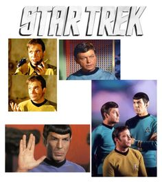 """Star Trek"" by delaney51504 on Polyvore"