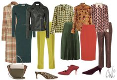 Pre-fall Capsule Wardrobe For Working Women Who Mean Business Business Travel Outfits, Summer Minimalist, Minimalist Style, Fall Fashion Colors, Clothing For Tall Women, Fall Capsule Wardrobe, Fashion Capsule, Warm Outfits, Pattern Fashion