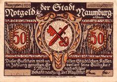 Notgeld der Stadt Naumburg an der Saale