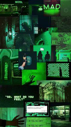 49 Super ideas for aesthetic wallpaper pastel green Green Aesthetic Tumblr, Dark Green Aesthetic, Simple Aesthetic, Aesthetic Colors, Aesthetic Collage, Aesthetic Pictures, Iphone Wallpaper Tumblr Aesthetic, Aesthetic Pastel Wallpaper, Aesthetic Backgrounds