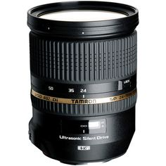 Tamron SP 24-70mm f/2.8 DI VC USD Lens for Canon AFA007C-700 B&H