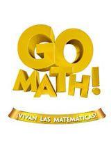 GO Math! Vivan Las matemÿticas