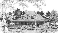 Plan 14-205 - Houseplans.com