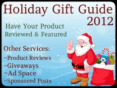 Holiday Gift Guide 2012 - Have your Product(s) & Company Reviewed & Featured + other Services Available! Moms Bookshelf & More: