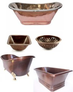 copper bathtub, very fashion, stylish, best quality