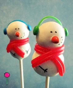 Cake Pops Photo Gallery