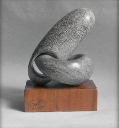 Statues as art. Abstract Sculpture, Sculpture Art, Garden Sculpture, Stone Sculpture, Stone Carving, Clay Creations, Stone Art, Landscape Art, Rock Art