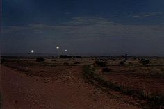 Try to see the Marfa Lights in Marfa, west TX. I have spoken to people who have seen these lights, old ranchers and oil workers, the type that don't BS about this type of stuff. My dad has seen them, and said it was one of the spookiest things he has ever seen in his entire life.