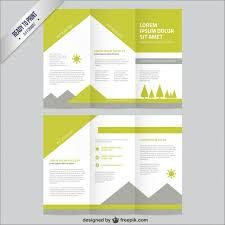 Best Free Brochure Templates Images On Pinterest Free Brochure - Brochure samples templates