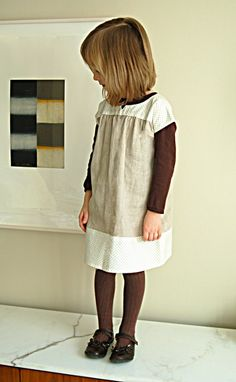 Ice Cream Dress by Oliver & S
