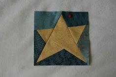A Little Bit Biased: Paper-Piecing Tutorial plus pattern