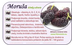 Info morusa Fruit Facts, Raw Food Recipes, Healthy Recipes, Dieta Detox, Nordic Interior, Food Art, Natural Health, Life Is Good, Food And Drink