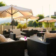 Sonnenterrasse Ritzenhof - Hotel und Spa am See 4*S www.ritzenhof.at