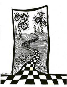 OPEN DOOR | Where will it take me? | linda drake | Flickr