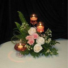 Elegant Wedding Reception Centerpieces - Designer Weddings