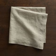 Linen napkins $7.95