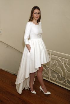 Delphine Manivet Bridal Spring2016 [Photo by John Aquino]