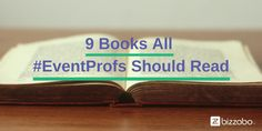 Checkout the list of 9 incredible business books that every event professional should read.