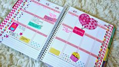 BelindaSelene: The Prettiest Planner!