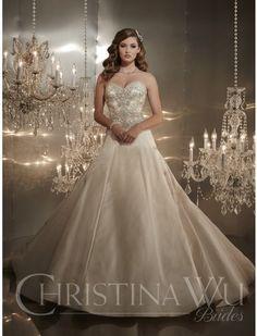 Style 15567 - Christina Wu Brides