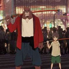 Boy and the Beast Gets US Release -
