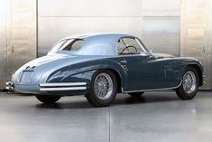 1948 Alfa Romeo 6C 2500 SS Super Sport Berlinetta Touring Superleggera
