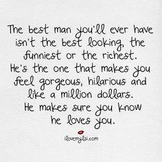 Best kind of man