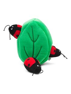 Ladybugs In Leaf Burrow Toy - Pet - T.J.Maxx Tj Maxx, Ladybugs, Leaves, Pets, Toy, Sully, Room Decor, Design, Garden