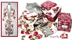 We're turning japanese on this one – a new Kimono Robe Gift box from Boxit for the Ladies