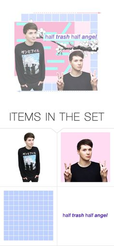 """""""danny boy"""" by sparklinganimetears ❤ liked on Polyvore featuring art"""