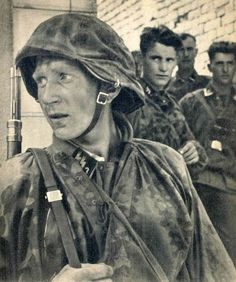 The faces of the Waffen - SS
