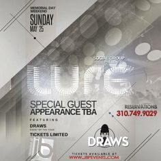 lure hollywood memorial day weekend lure may 25