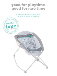 Compact and portable, the Fisher-Price Sleeper keeps Baby cozy & secure.