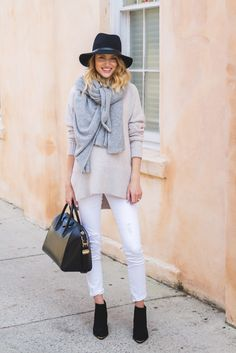 Little Blonde Book by Taylor Morgan | A Life and Style Blog : Wrapped In Neutrals