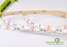 Banda cu LED ,5050 smd , 60 led/m , alb rece , lumina rece, 6500k , interior , IP20 Love Bracelets, Cartier Love Bracelet, Bangles, Led, Interior, Jewelry, Bracelets, Jewlery, Indoor