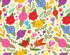 Скачать обои листья, цветы, краски, раздел текстуры в разрешении 1280x1024