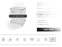 #eCommerce #VisualMerchandising tips - Go for a 360 degree view if you can't afford videos