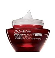 ANEW REVERSALIST Night Renewal Cream - Buy ANEW REVERSALIST Night Renewal Cream online, see if it's on sale, and read reviews at http://eseagren.avonrepresentative.com