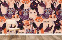 Cartoon Cats - Heavy