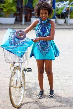 Nana Wax ~African fashion, Ankara, kitenge, Kente, African prints, Senegal fashion, Kenya fashion, Nigerian fashion, Ghanaian fashion ~DKK