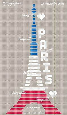 France / Paris / Tour Eiffel (grille gratuite)