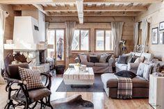 Farmec tradițional și mult lemn într-o cabană din Polonia Jurnal de design interior