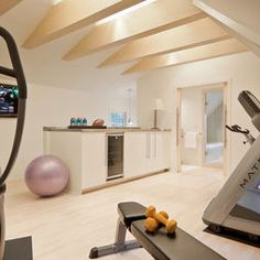 Home Gym Design, Pictures, Remodel, Decor and Ideas - page 13