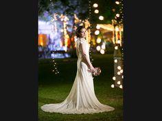 Veja fotos dos casamentos de Carol e André e Gabi e Leo - Fotos - Noivas GNT