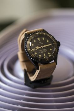 Steinhart watches are exquisitely designed, honestly priced, accurate and amazing!